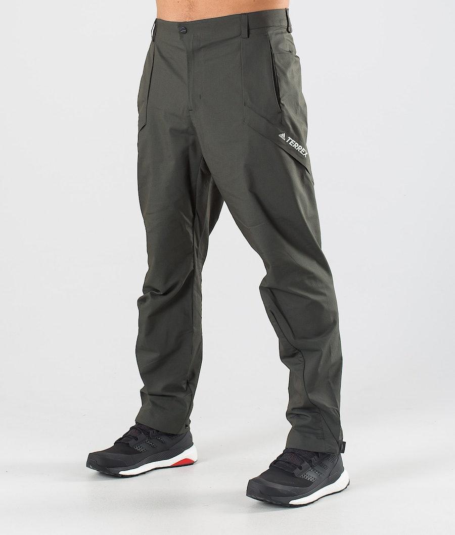 Adidas Terrex Hike Relax Pants Legen Earth