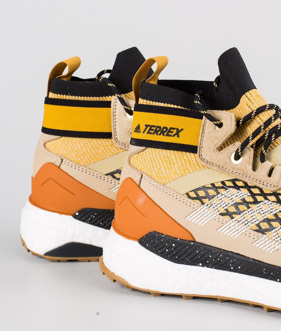 Adidas Terrex Free Hiker Blue Scarpe Legacy Gold/Sand/Core Black