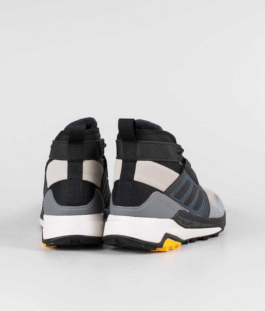 Adidas Terrex Terrex Trailmaker Mid C.RDY Shoes Metal Grey/Core Black/Legend Earth