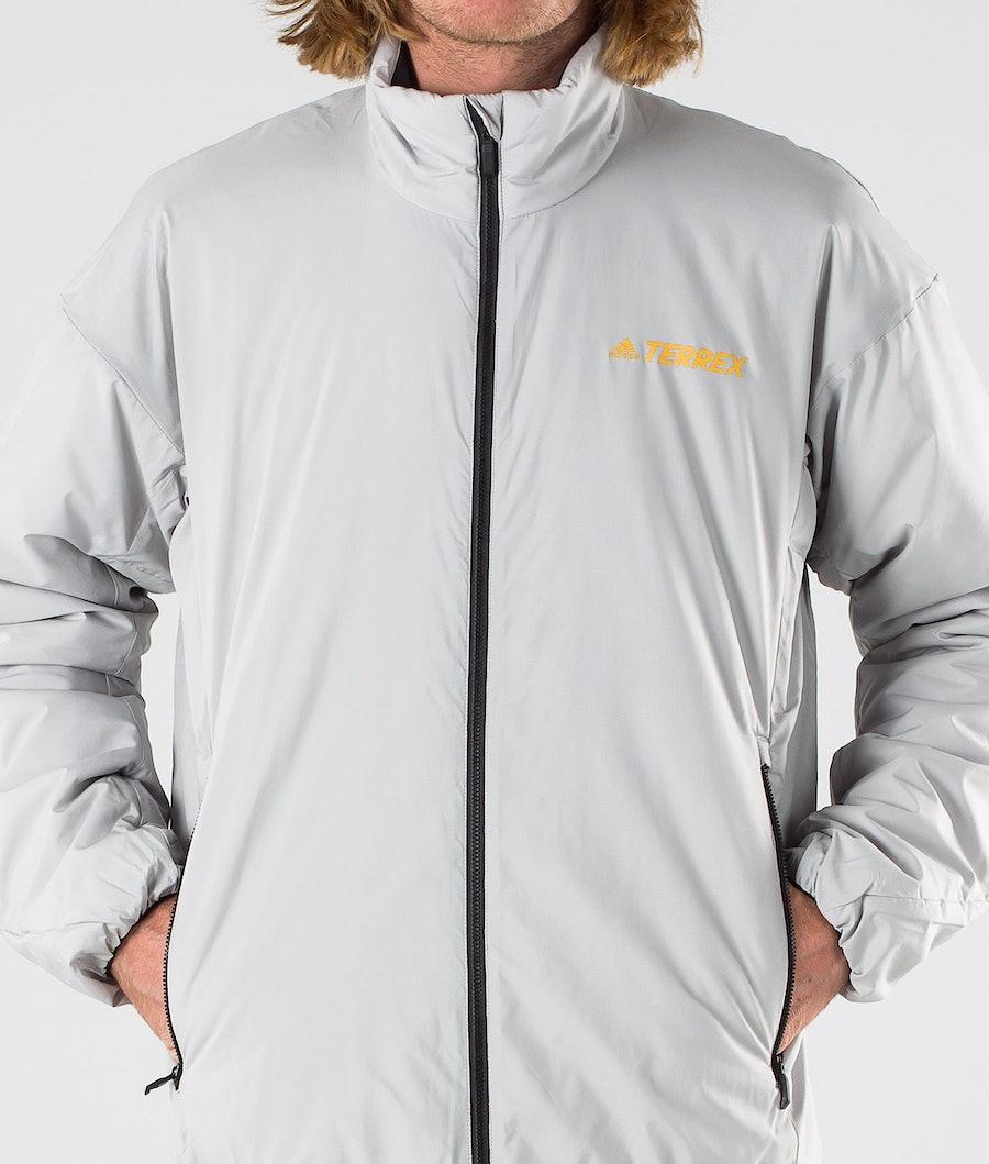 Adidas Terrex Insulation Jacket Metal Grey