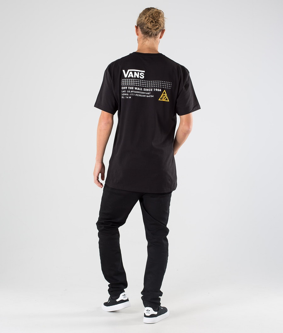 Vans 66 Supply T-shirt Black