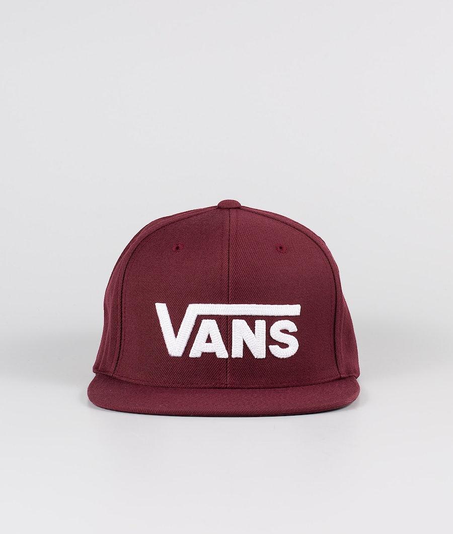 Vans Drop V II Snapback Cap Port Royale