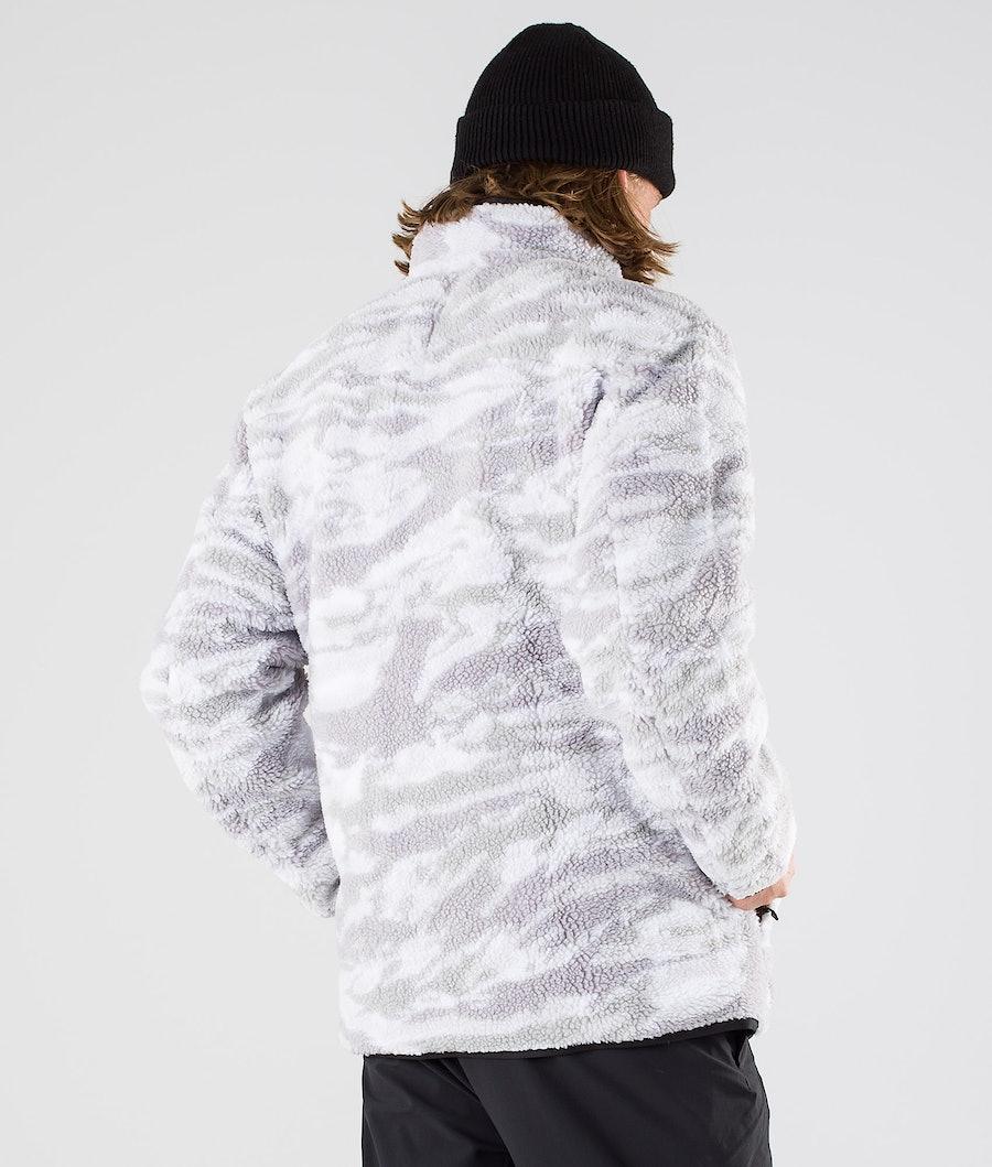 Adidas Terrex XPLR Sherpa Outdoor Jacket Grey Three