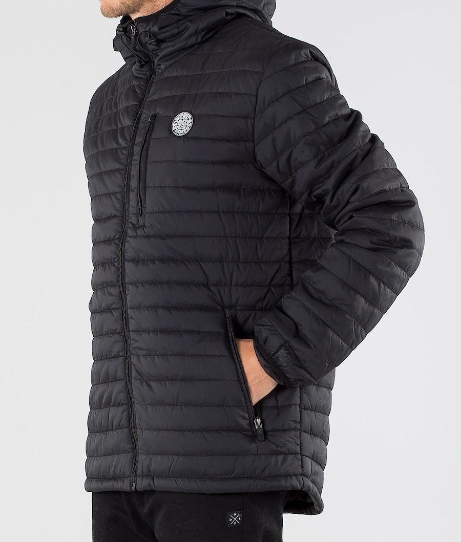 Rip Curl Melting Anti Series Jacket Black