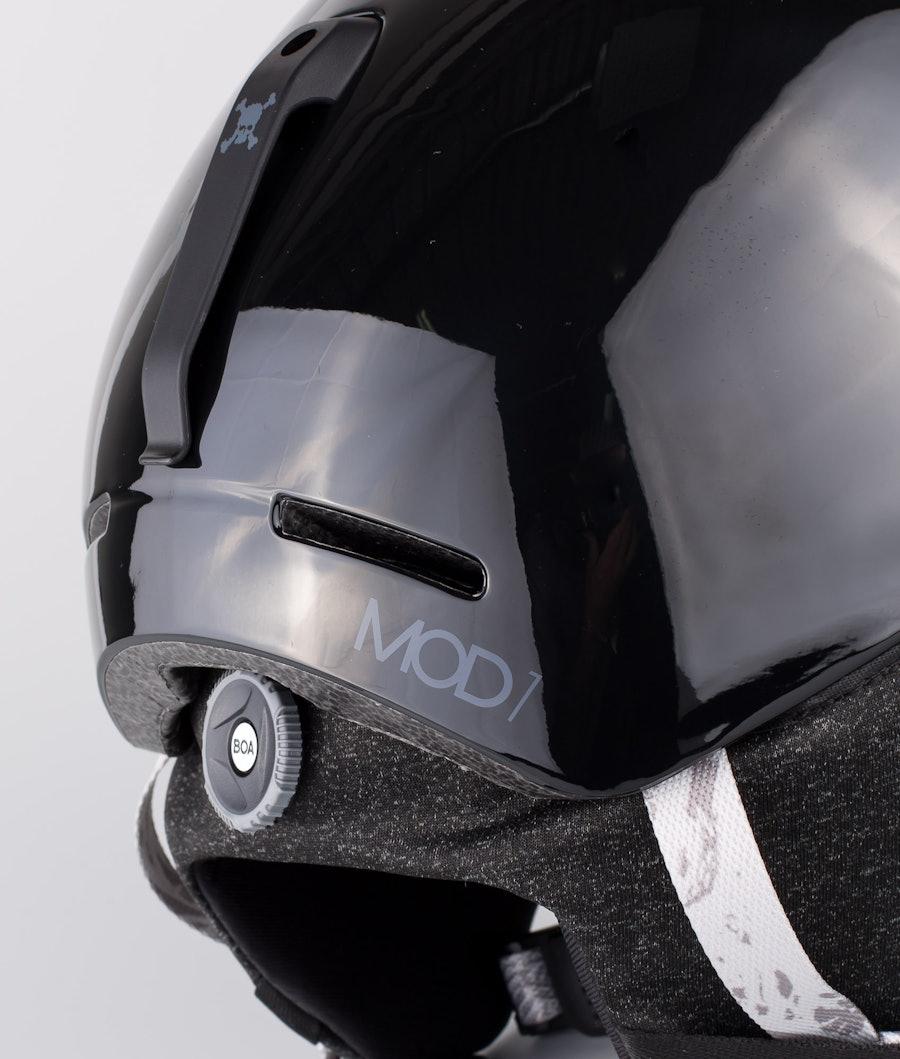Oakley MOD1 Ski Helmet Sandbech Black