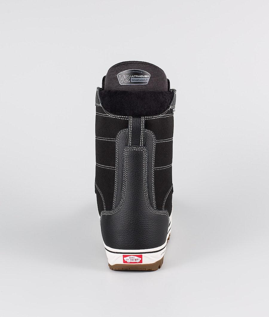 Vans Hi-Standard Pro Snowboardboots Black/Classic White