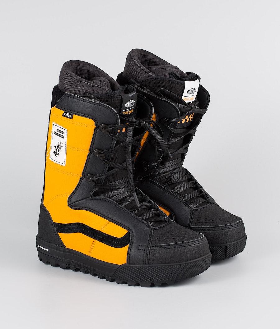 Vans Snowboarding Hi-Standard Pro Snowboard Boots (Arthur Longo)Apricot/Black