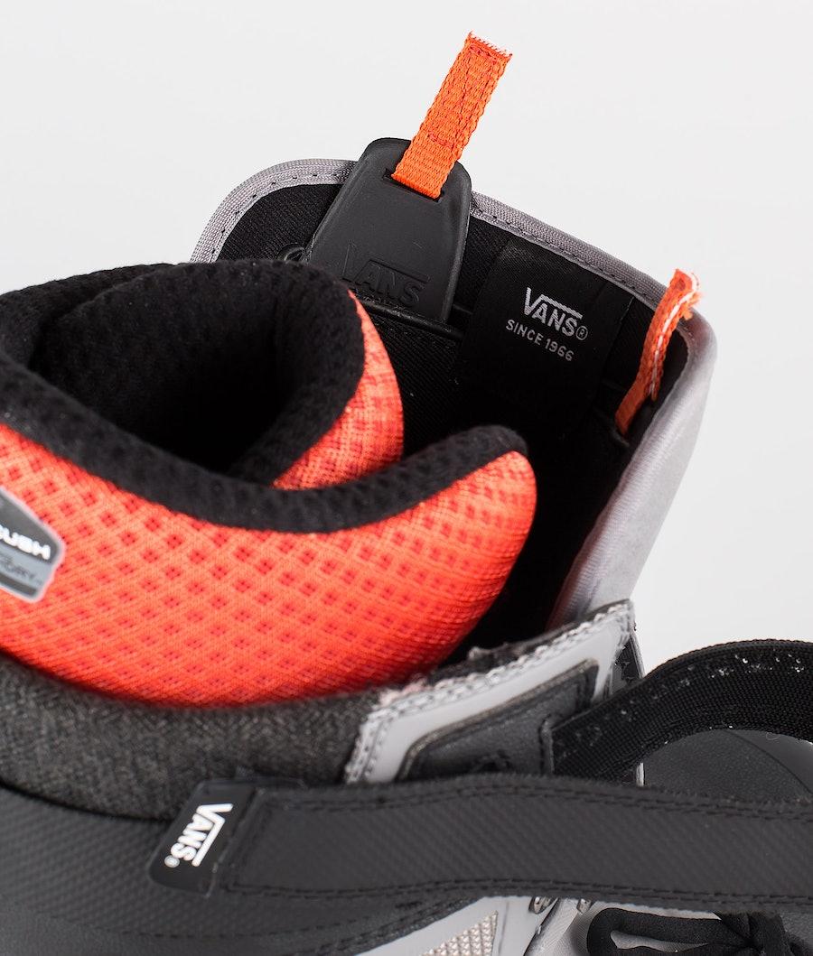 Vans Hi-Country & Hell-Bound Snowboardboots (Sam Taxwood) Gray/Black