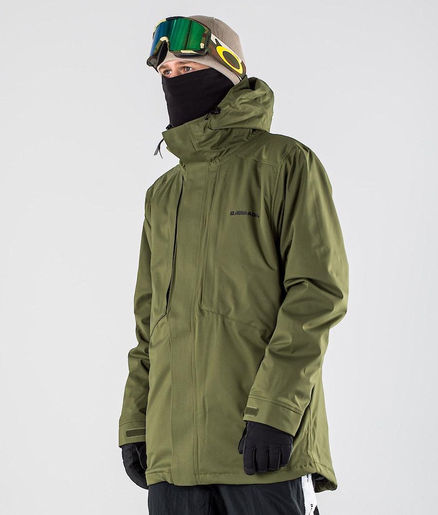 Armada Oden Insulated Ski Jacket Fir