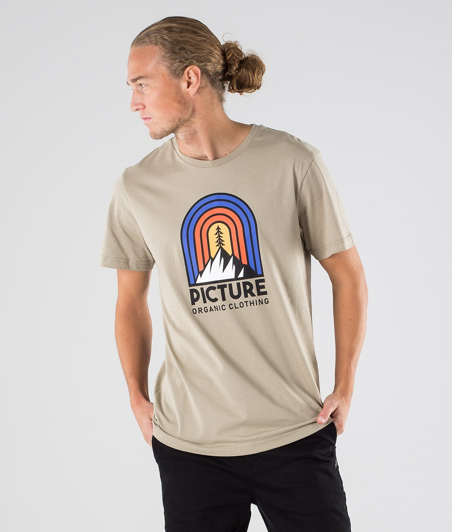 Picture Gorak T-shirt Stone