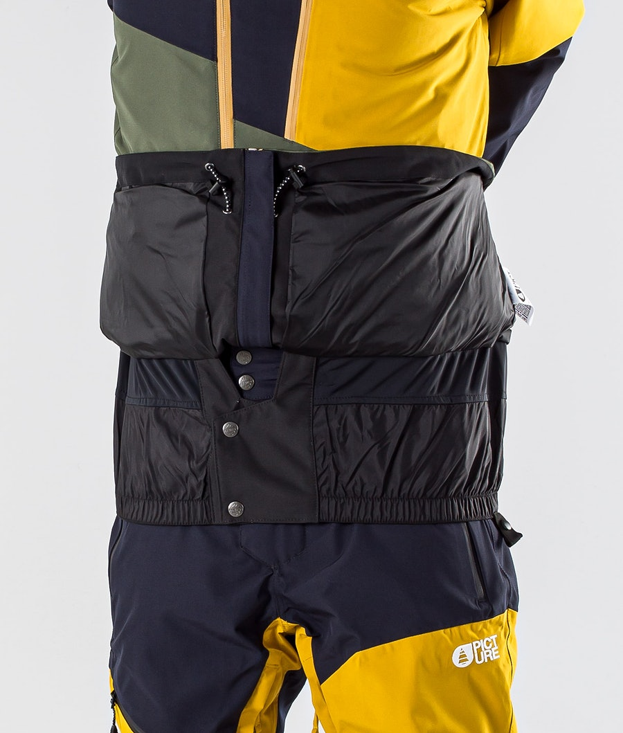 Picture Alpin Snowboard Jacket Lychen Green