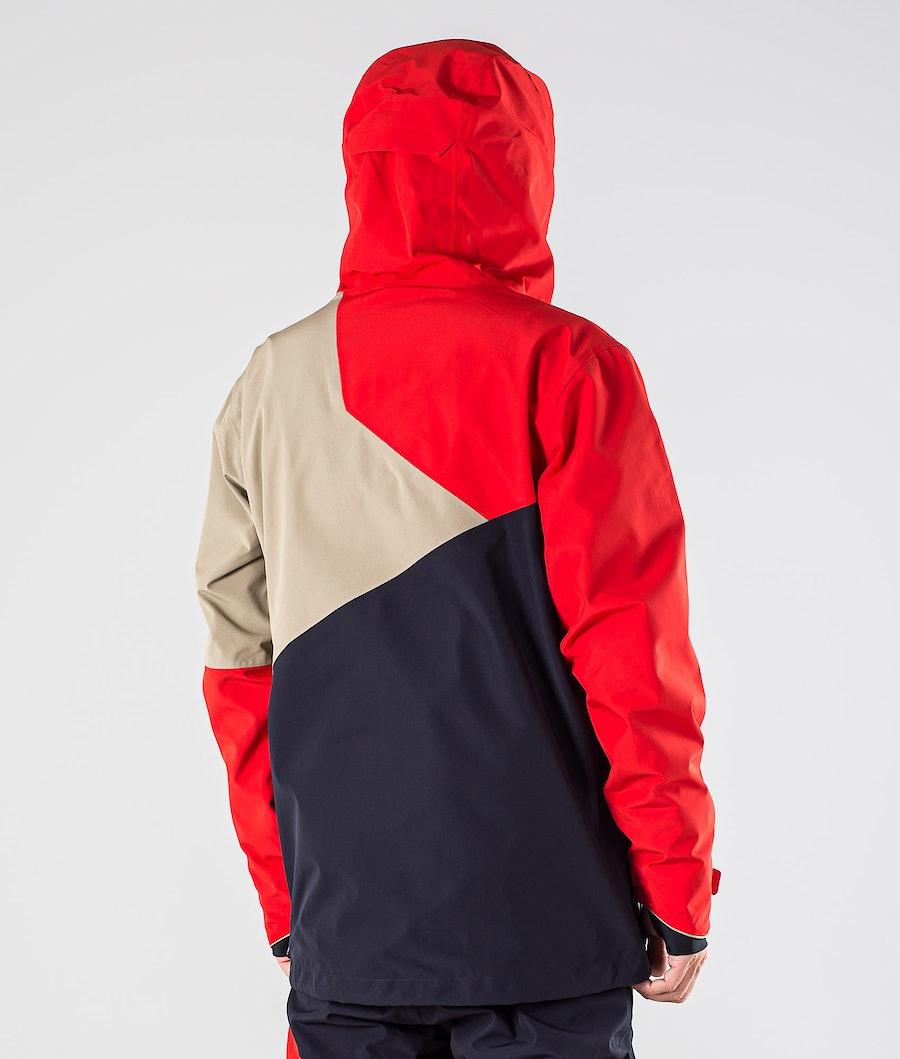 Picture Alpin Snowboard Jacket Dark Blue