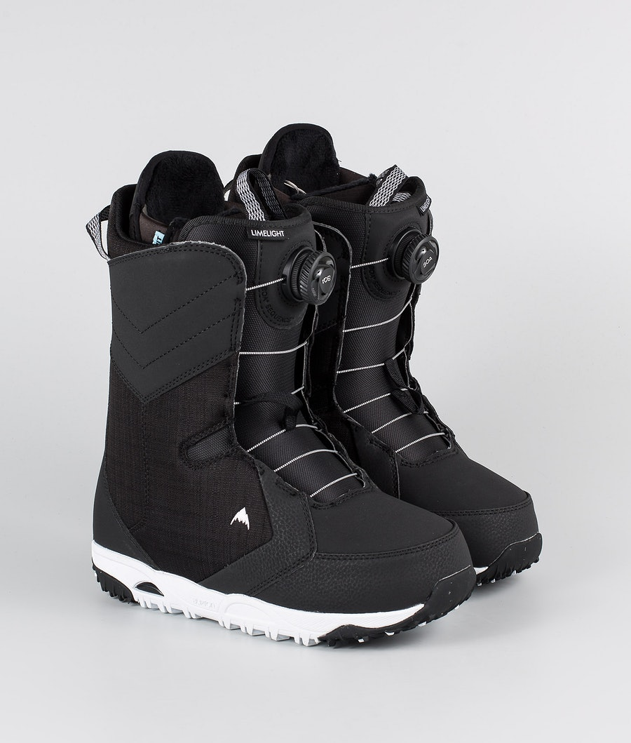 Burton Limelight Boa Women's Snowboard Boots Black