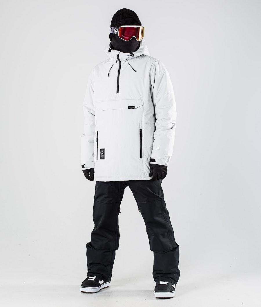 L1 Aftershock Snowboard Jacket Ghost