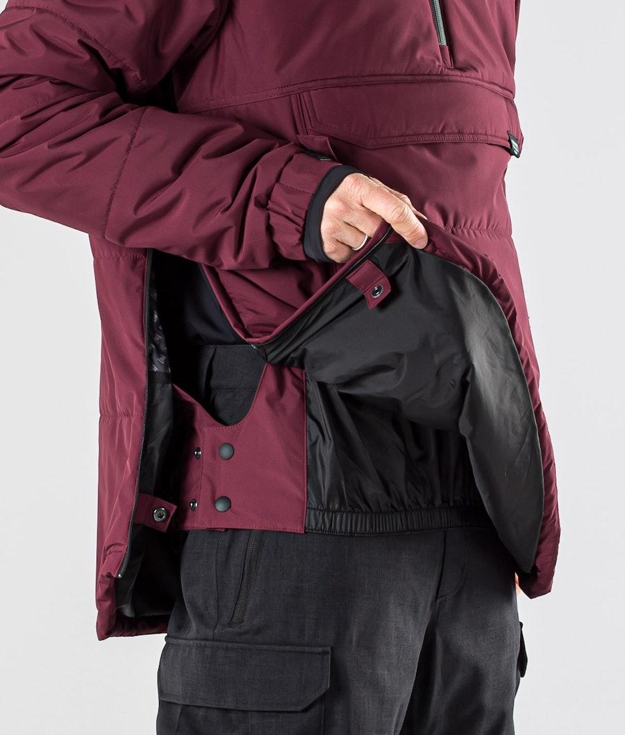 L1 Aftershock Snowboard Jacket Wine