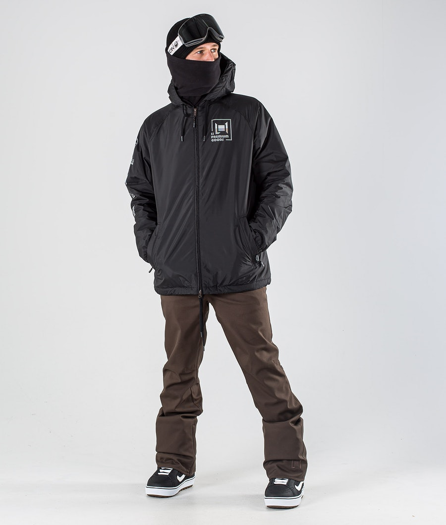 L1 Stooge Snowboard Jacket Black