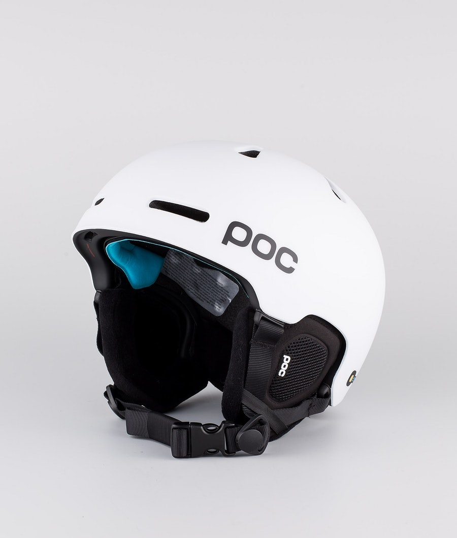 Poc Fornix SPIN Ski Helmet Hydrogen White