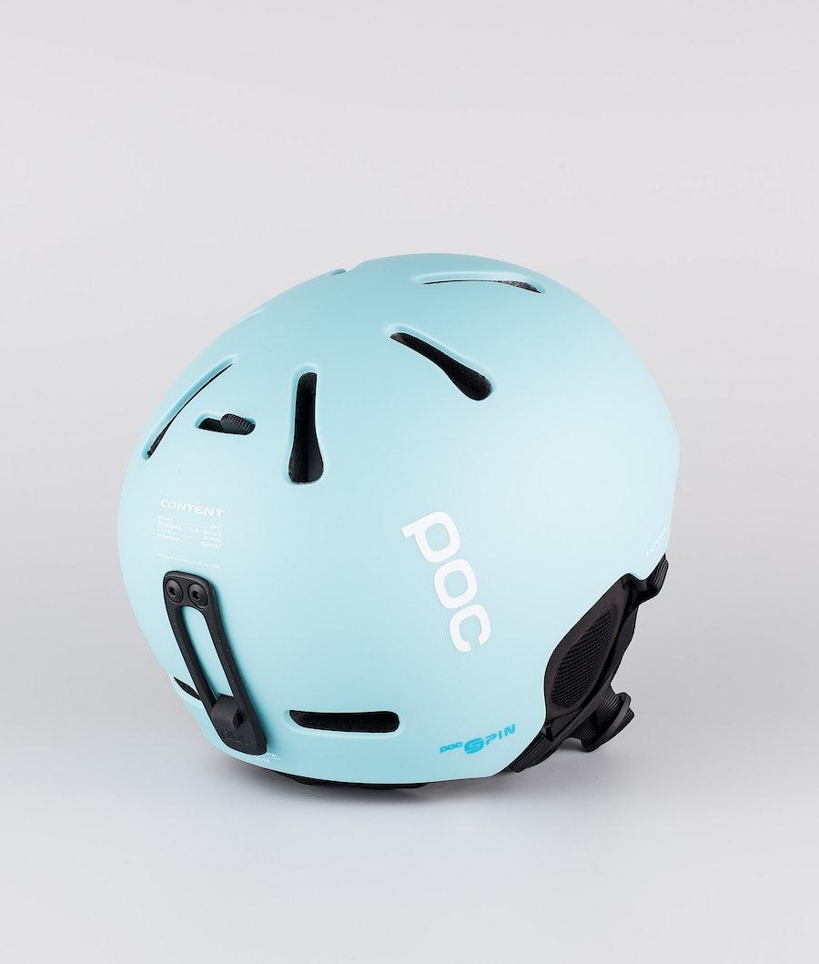 Poc Fornix SPIN Casque de Ski Crystal Blue
