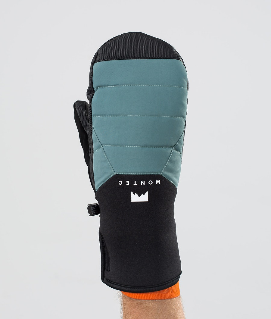 Kilo Mitt Ski Mittens Men Atlantic