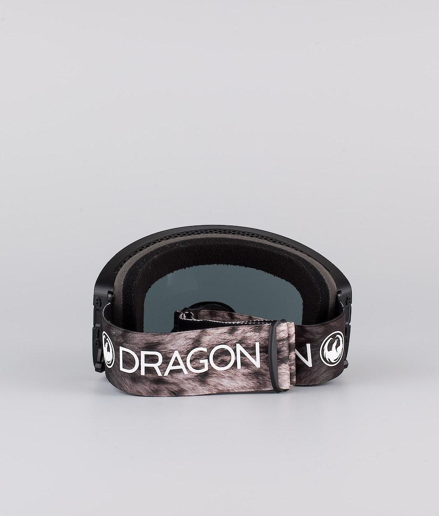 Dragon PXV2 Skidglasögon Snow Leopard w/Lumalense Dark Smoke+Lumalense Light Rose