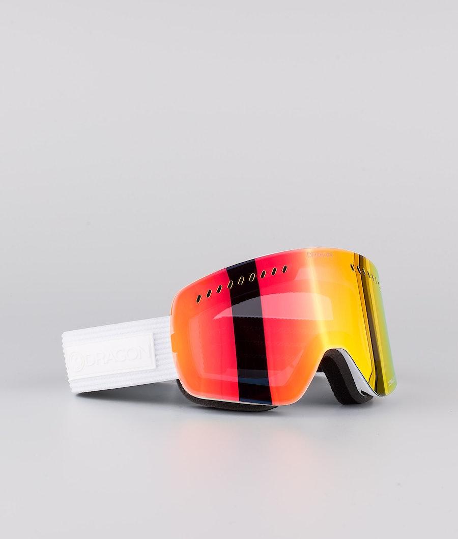 Dragon NFXs Skidglasögon Corduroy w/Lumalens Red Ionized+Lumalens Rose