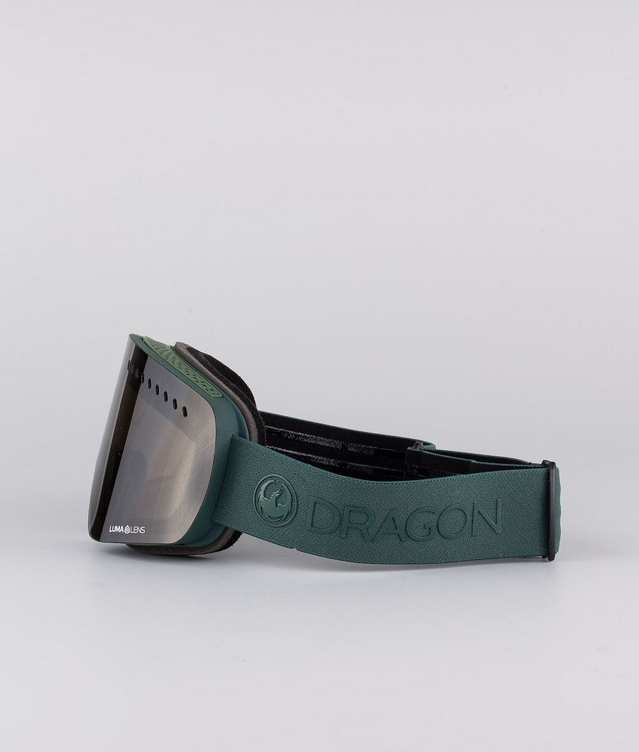 Dragon NFXs Skidglasögon Foliage w/Lumalens Dark Smoke +Lumalens Amber