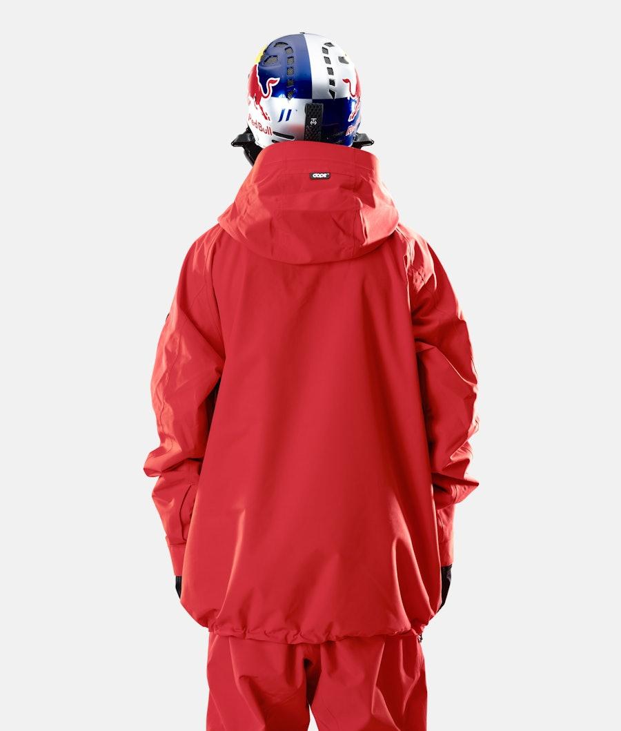 Dope JT Annok Ski jas Red