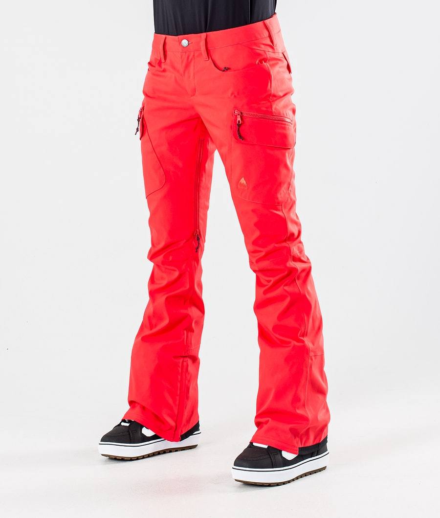Burton Gloria Snowboard Pants Hibiscus Pink