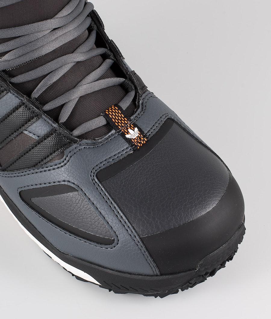 Adidas Snowboarding Tactical Lexicon Adv Snowboardboots Grey Six/Core Black/Signal Orange