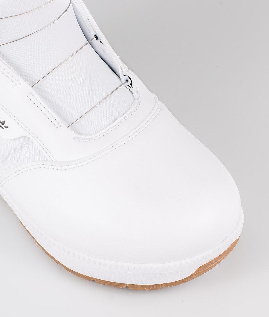 Adidas Snowboarding Response 3mc Adv Snowboard Boots Footwear White/Core Black/Gum 4