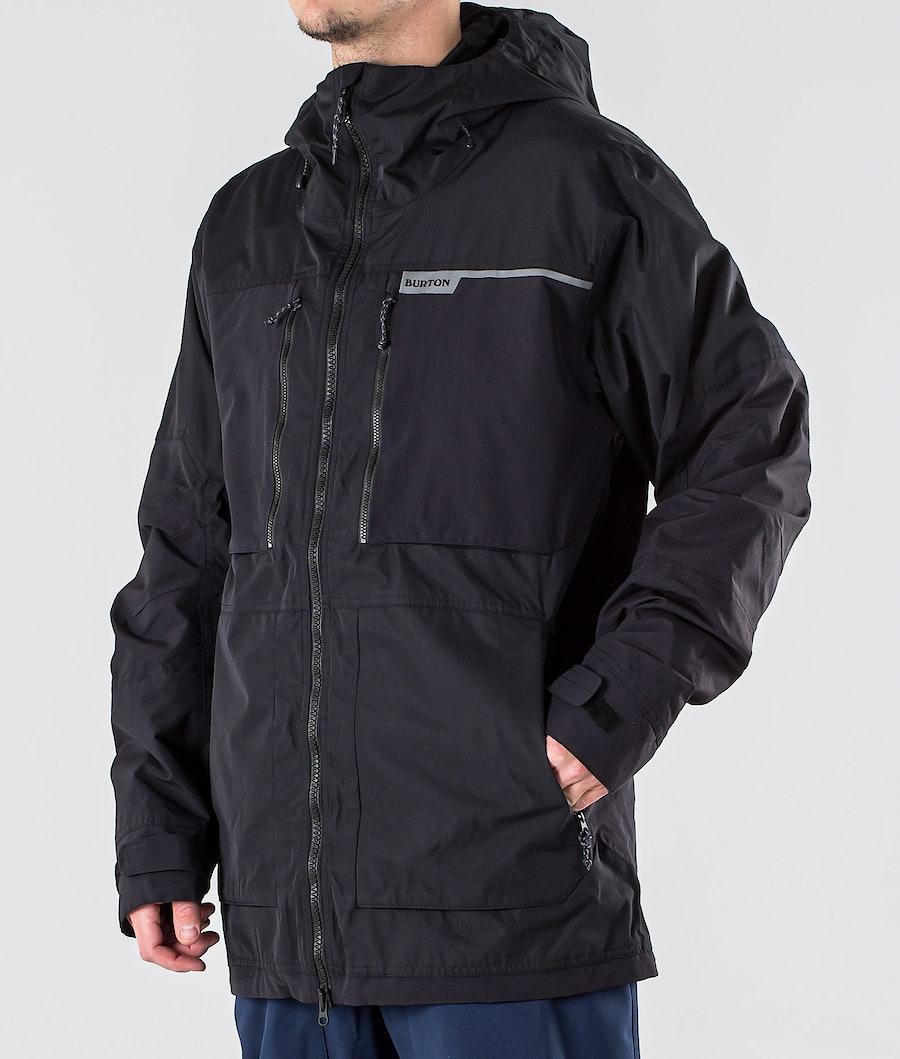 Burton Frostner Snowboard Jacket True Black