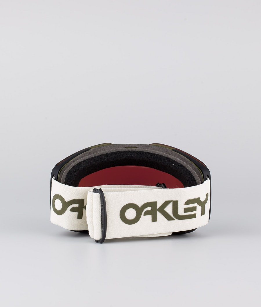 Oakley Fall Line XL Skidglasögon Factory Pilot Dark Brush Gre With Prizm Snow Jade Lens