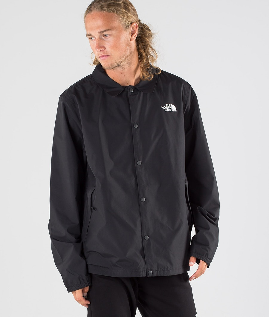 The North Face Walls Are Meant For Climbing Coaches Outdoor Jacket Tnf Black