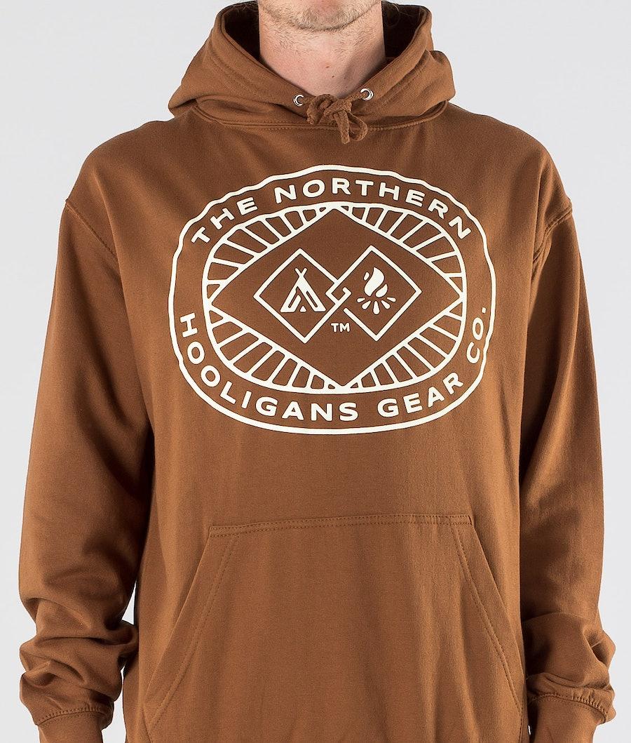 Northern Hooligans Icon Hood Caramel