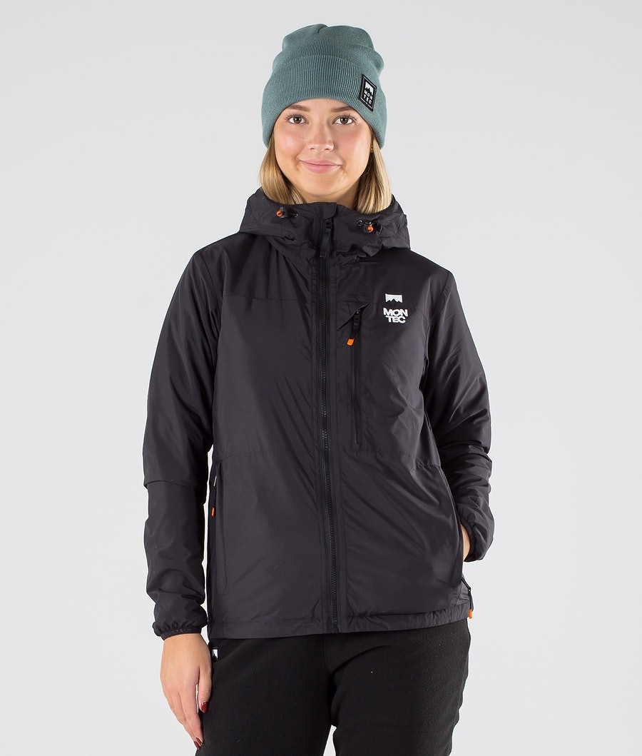 Montec Toasty W Women's Jacket Black