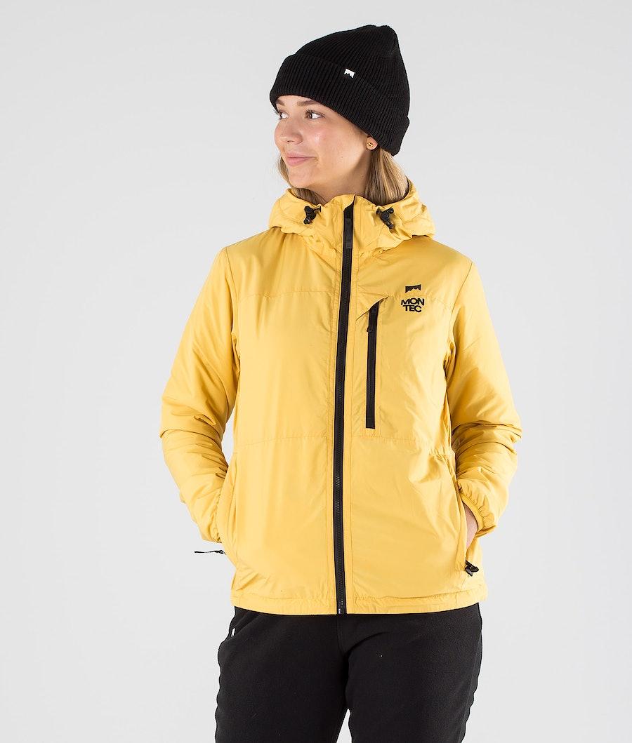 Toasty W Jacket Women Yellow