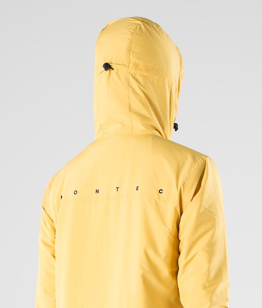 Montec Toasty W Women's Jacket Yellow