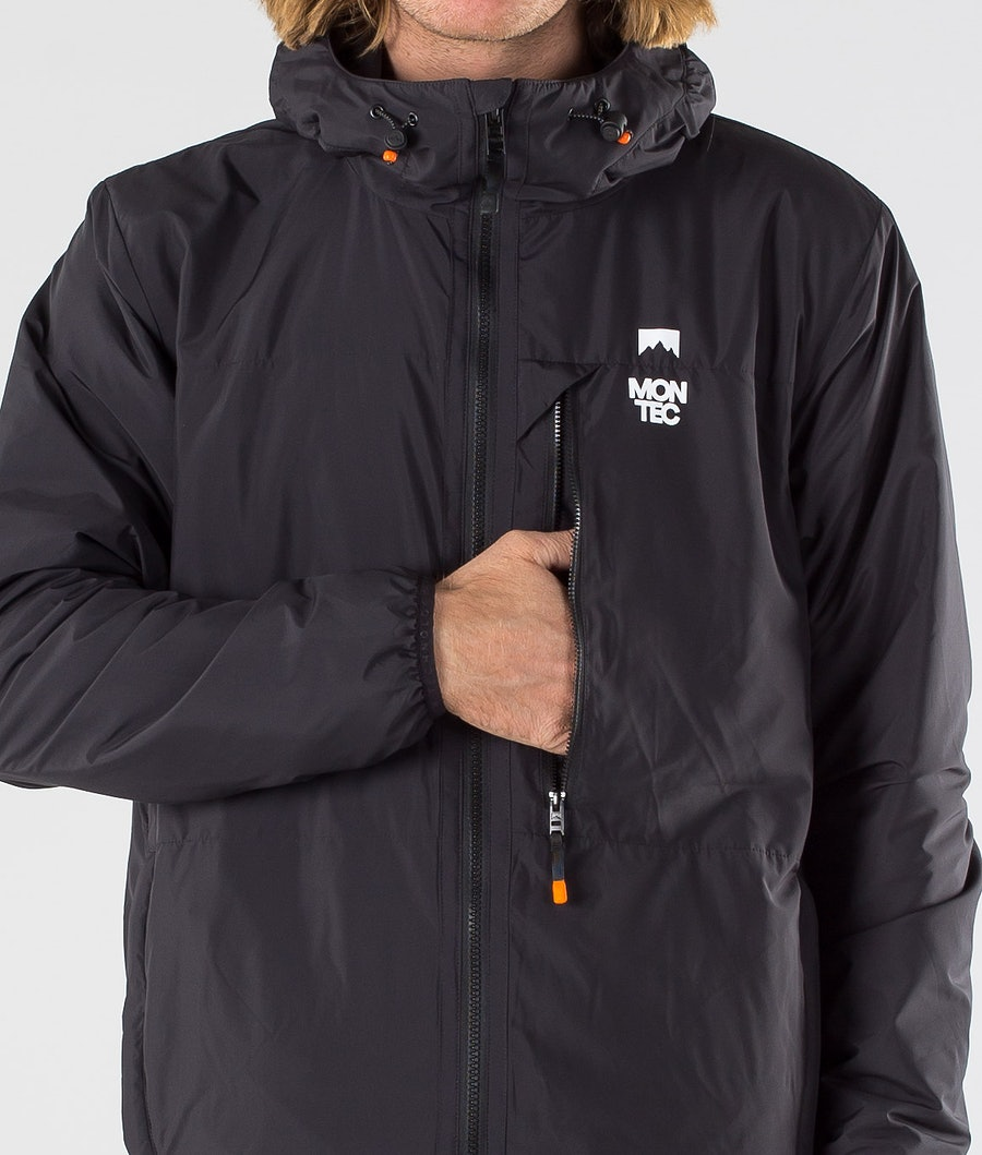 Montec Toasty Jacket Black