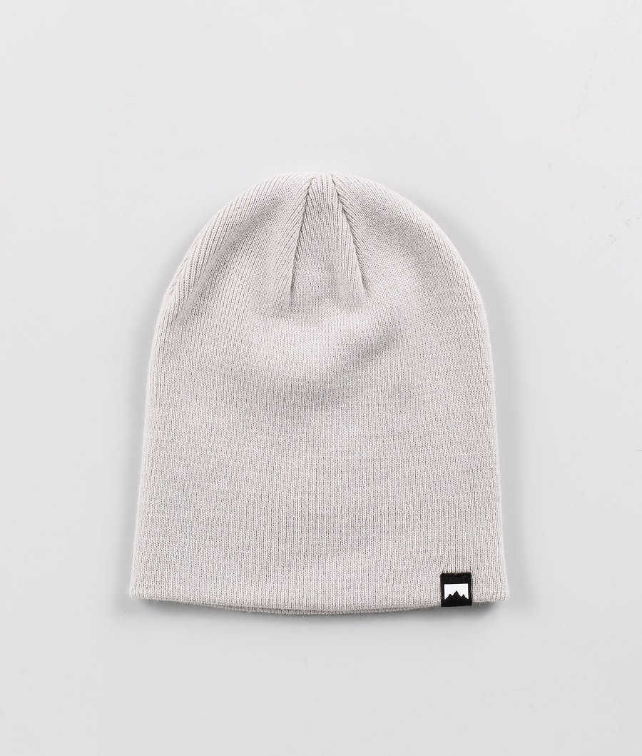 Echo Beanie Men Light Grey