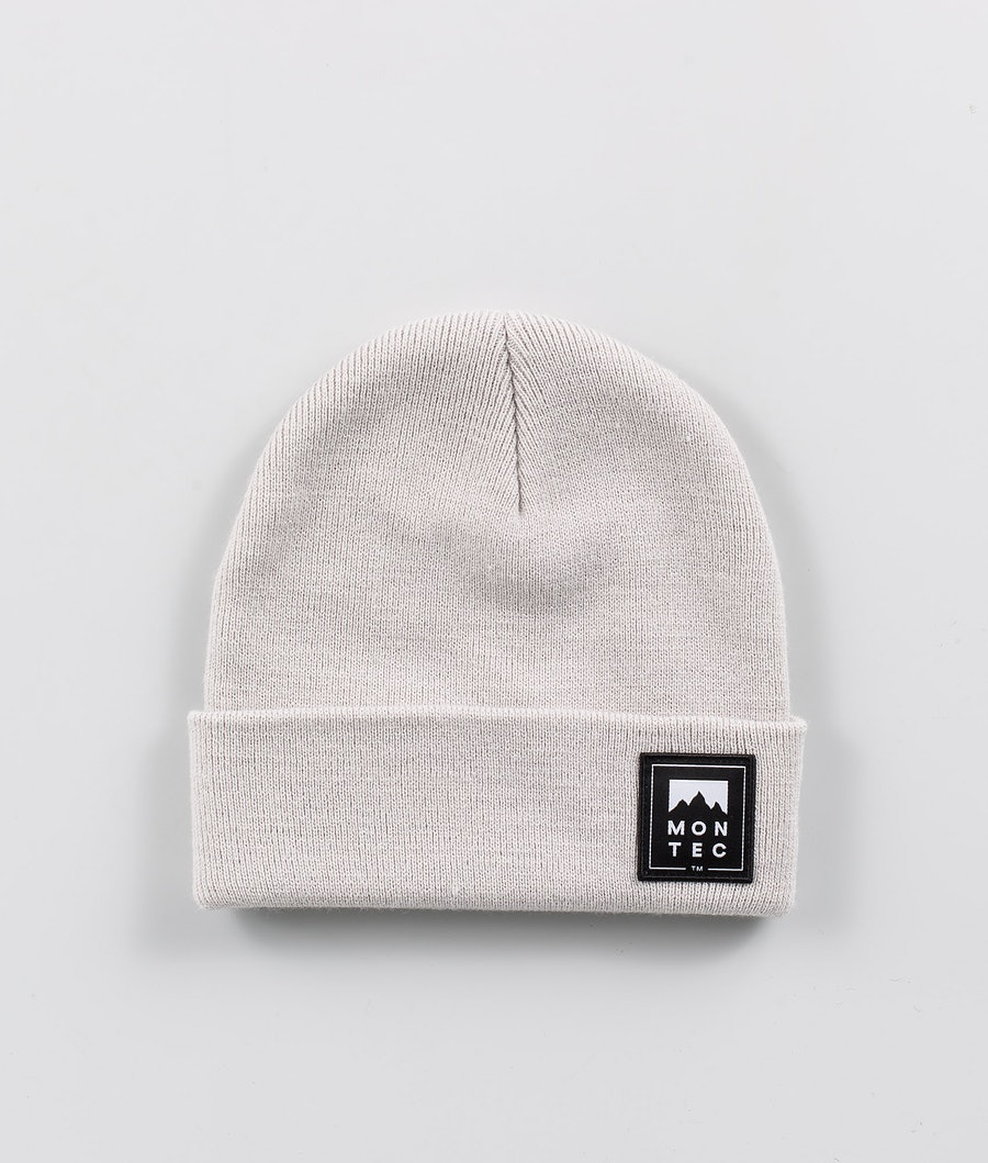 Kilo II Beanie Men Light Grey