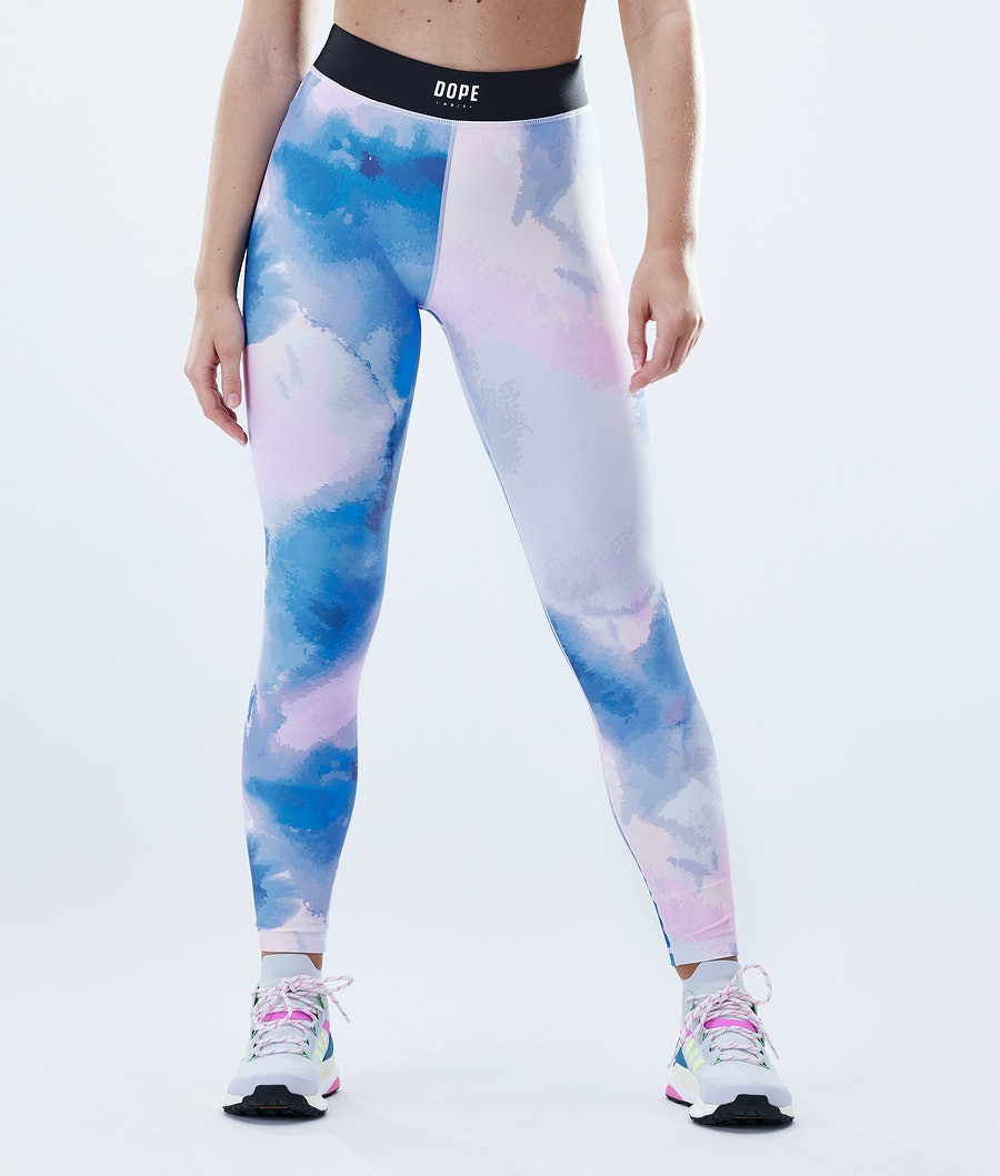 Razor Leggings Women Cloud
