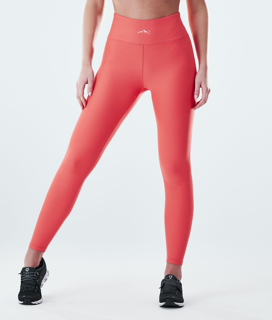 Lofty Leggings Women Coral