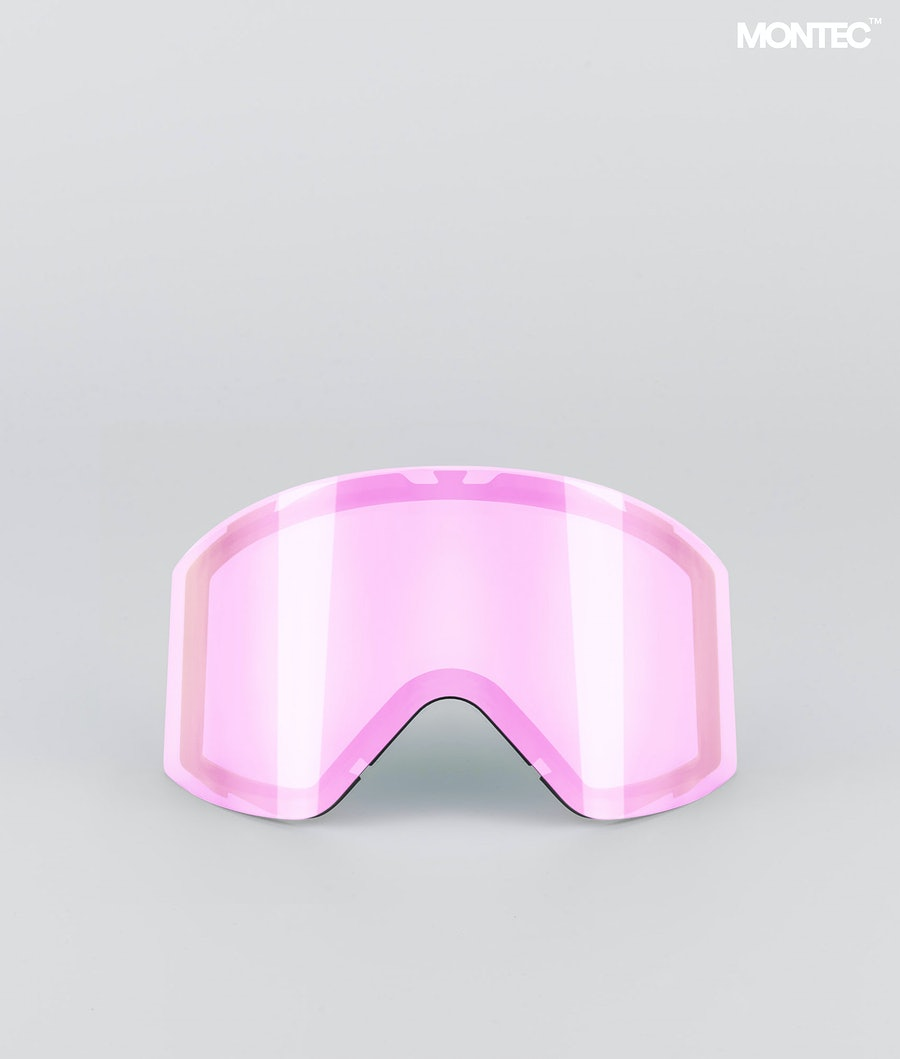 Montec Scope Large Goggle Accessory Pink Sapphire