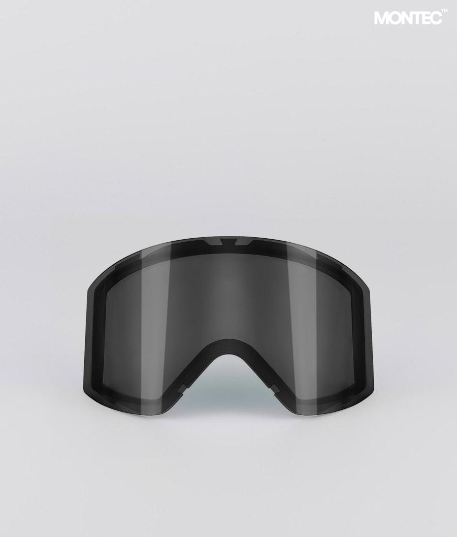 Montec Scope Large Goggle Accessory Black