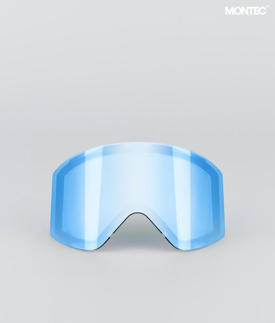 Montec Scope Large Goggle Accessory Moon Blue