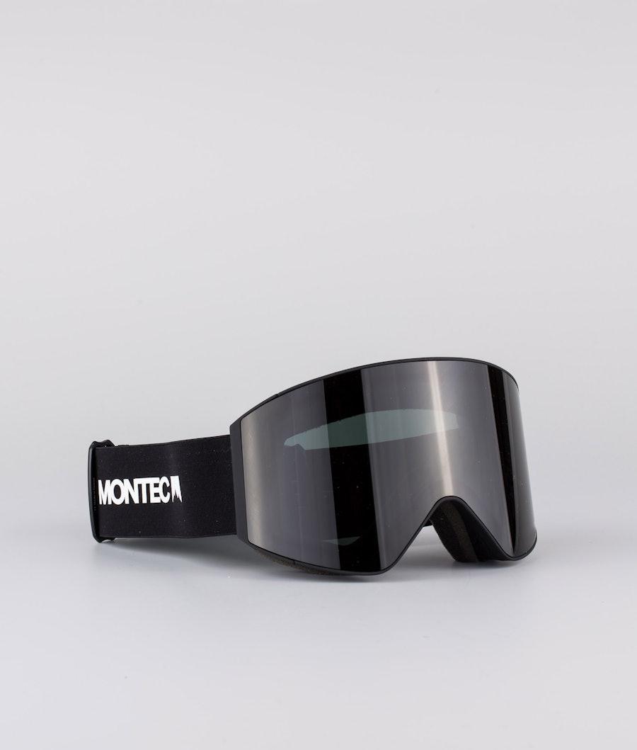 Scope Large Ski Goggles Men Black W/ Black Black