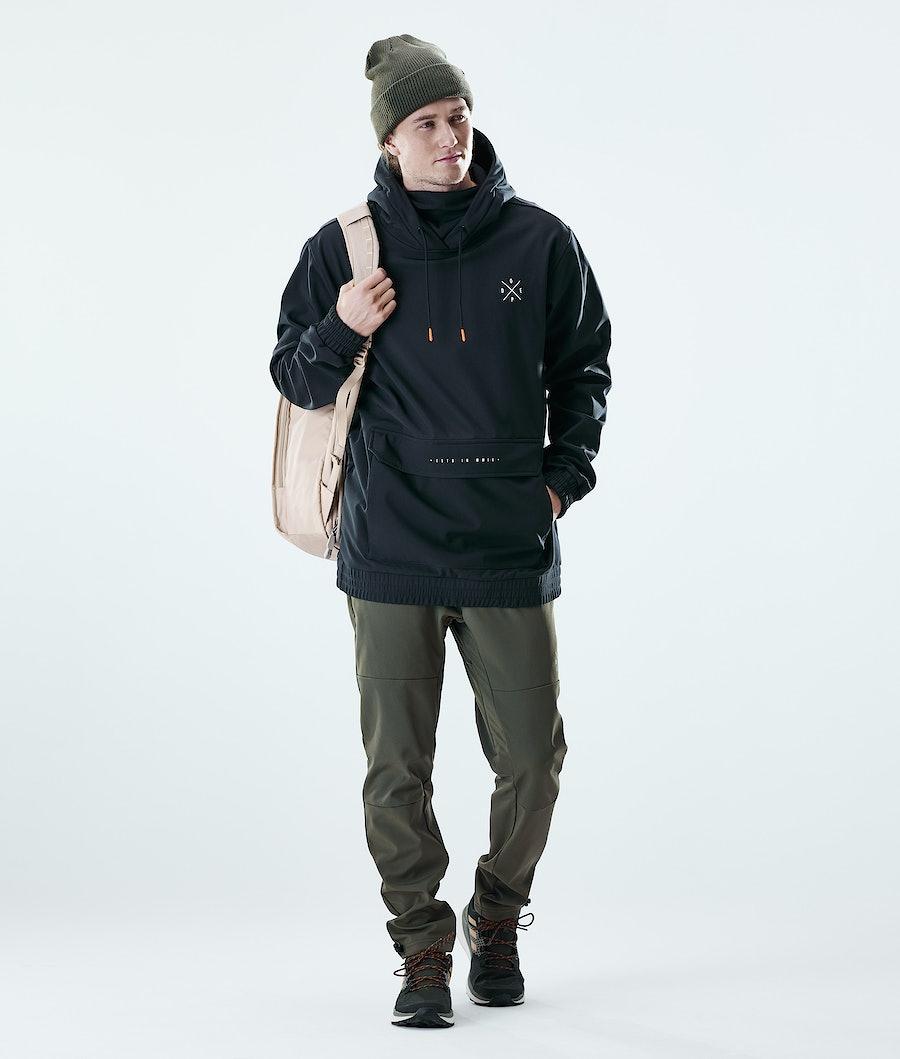 Dope Nomad Outdoor Jacket Black