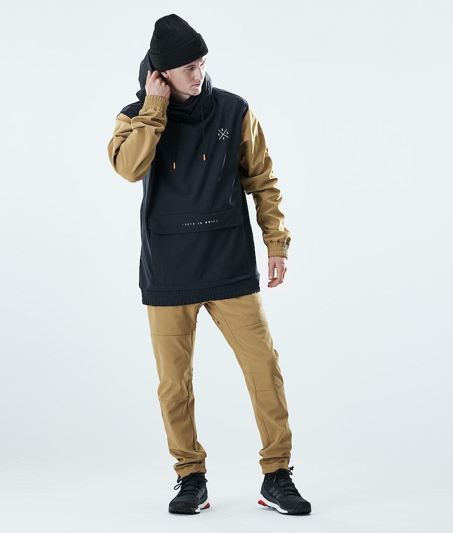 Dope Nomad Outdoor Jacket Gold/ Black