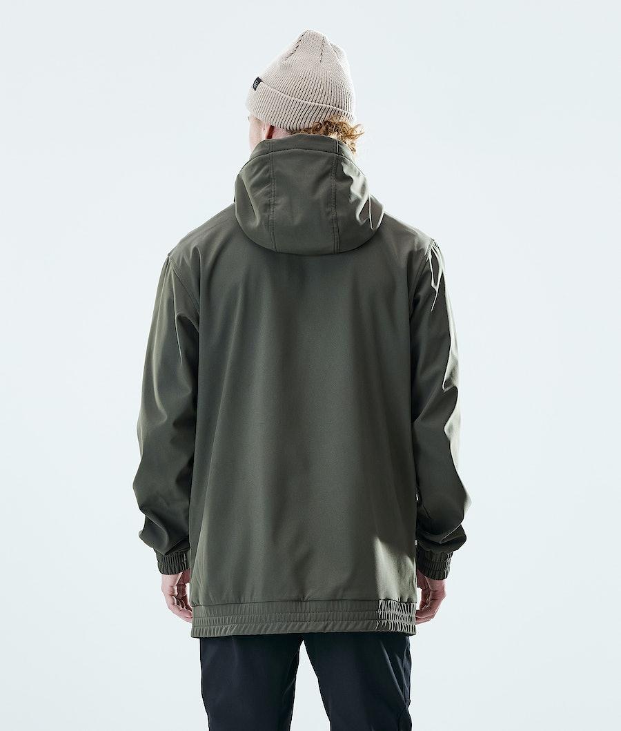 Dope Nomad Outdoor Jacket Olive green