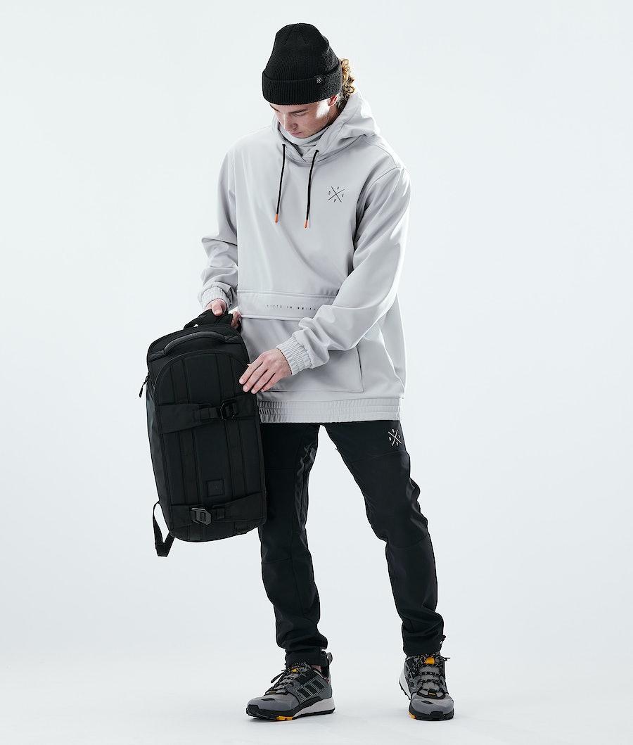 Dope Nomad Outdoor Jacket Light Grey
